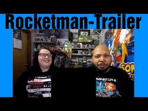 Rocketman 2019   Official Trailer   Paramount Pictures