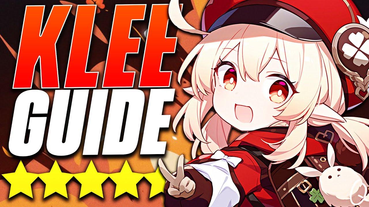 Download KLEE, UNE 5★ TOP TIER MAIS DUR ! Guide Complet et Showcase (DPS Pyro) - Genshin Impact