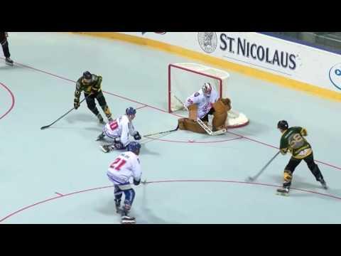 Great Britain vs. Australia - 2017 IIHF Inline Hockey World Championship