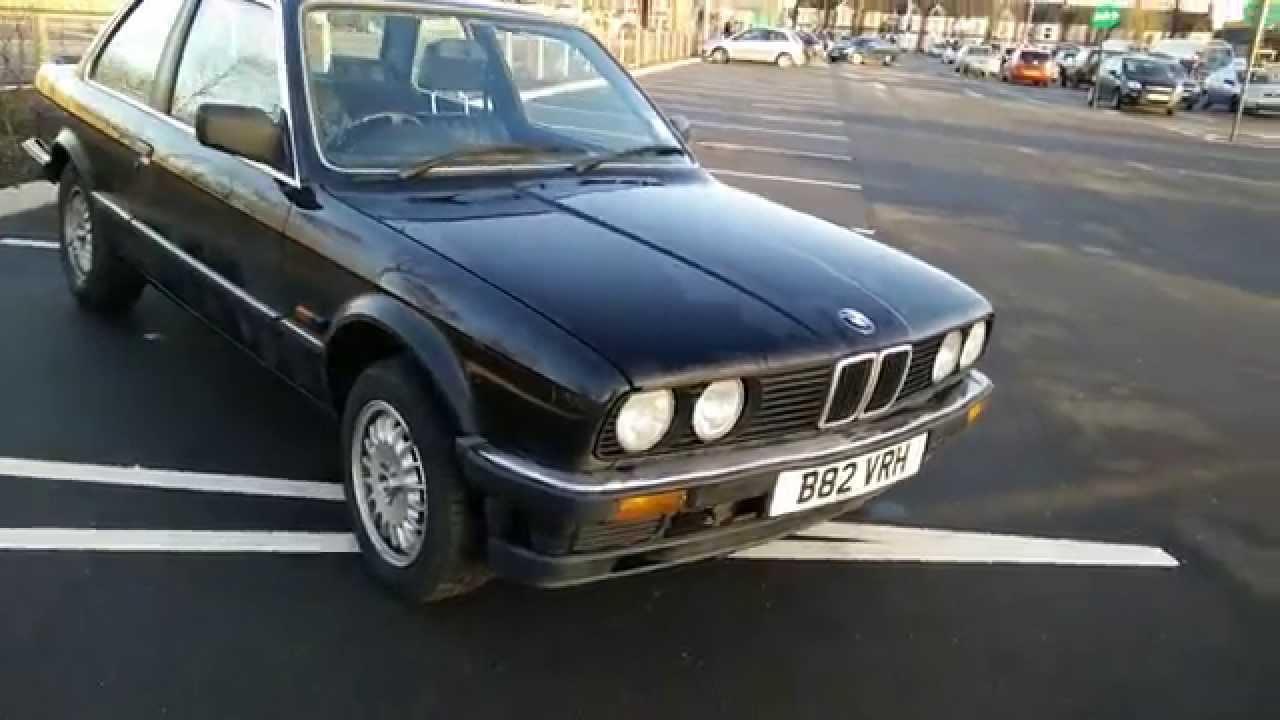 BMW E30 318i For Sale