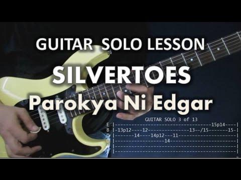 Parokya Ni Edgar - Silvertoes (Guitar Lesson with tabs)