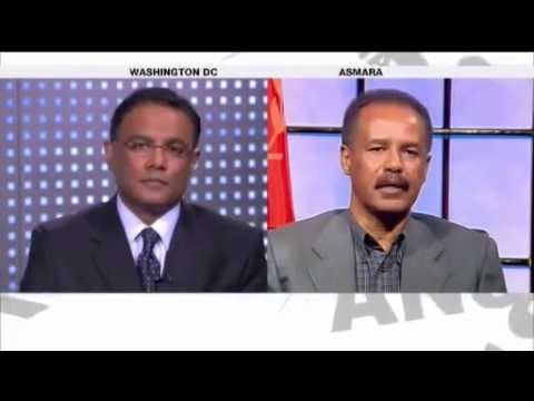 "Isaias Afwerki of Eritrea "" ME PRESIDENT FOR LIFE"""