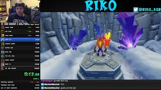 (Former WR) Crash Bandicoot N. Sane Trilogy - Crash 2 Any% speedrun in 48:31 (loadless) by Riko