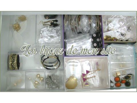 Les Bijoux De Mon Site - Ladies-box.fr