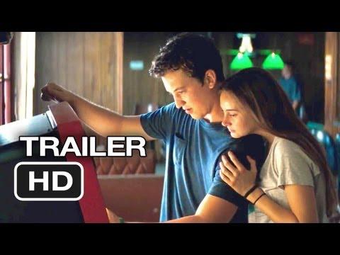 The Spectacular Now TRAILER 1 (2013) - Shailene Woodley, Miles Teller Movie HD