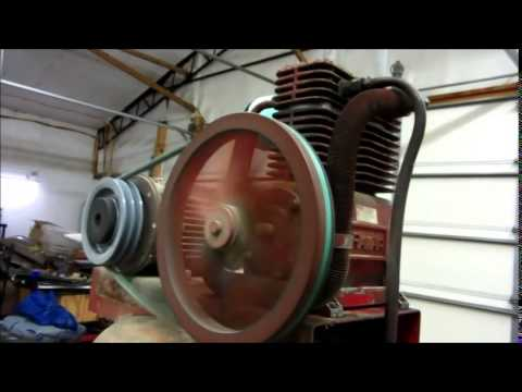 Estimating compressor CFM based on pump-up time....