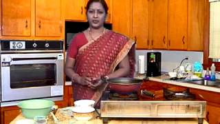 Parippu Vada recipe tamil language