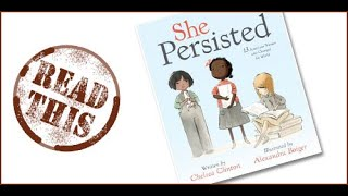 """She Persisted: 13 American Women Who Changed the World"", PBS Race & Diversity Book Series from MCP"