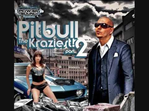 pitbull blanco version español