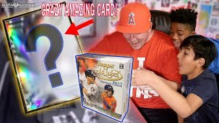 CRAZY FIRST BOX OPENING! (Topps 2017 Gold Label) | Kleschka Pack Openings #1