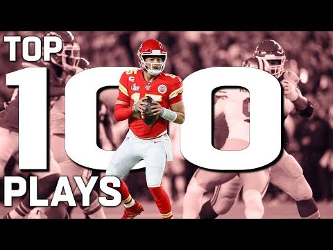 Top 100 Plays of the 2019 Season!