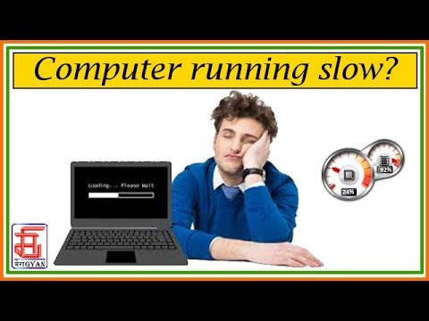 How To Fix 100% Cpu Usage Windows 7 ?  मेरा Gyan