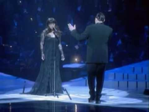 Sarah Brightman & Antonio Banderas The Phantom Of The Opera 1998