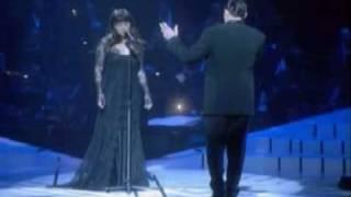 Sarah Brightman Antonio Banderas The Phantom Of The Opera 1998