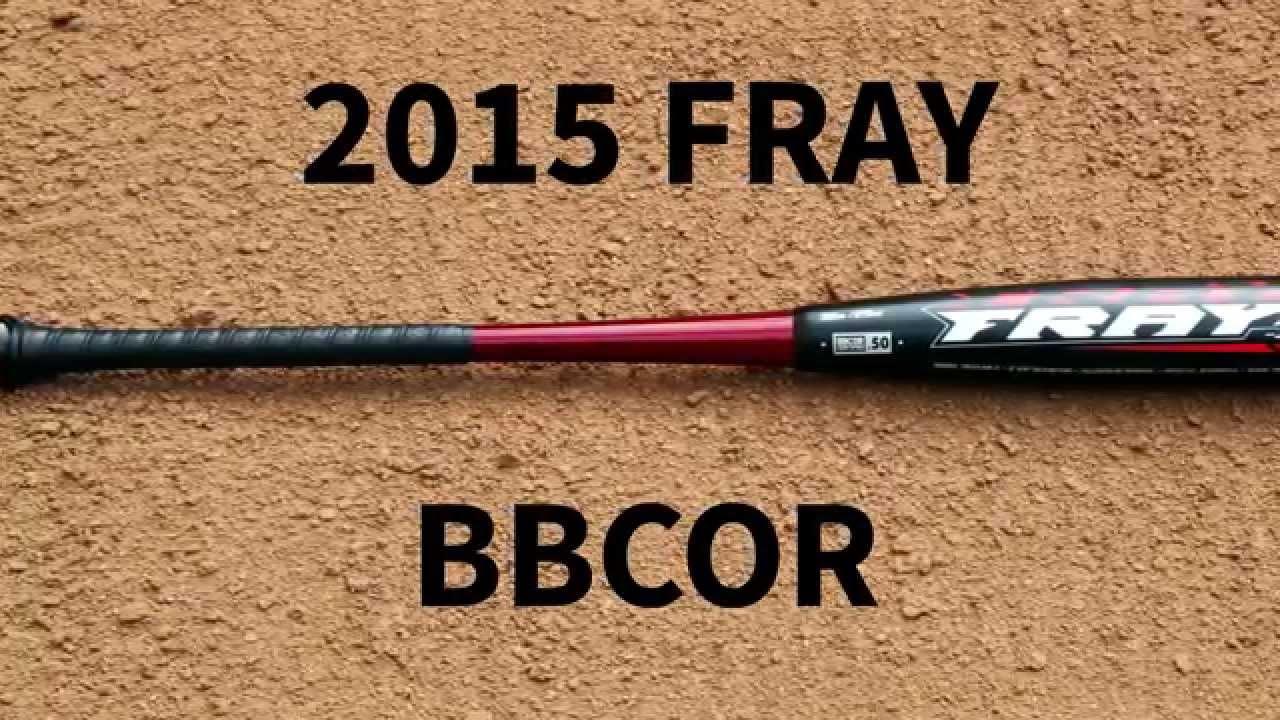 2015 Combat Fray BBCOR Baseball Bat FRAYAB1