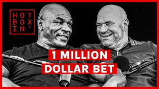 """I'll bet a million dollars Jake Paul loses this fight"" - Dana White 