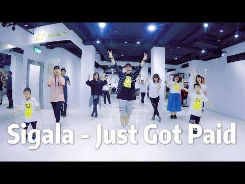 Sigala - Just Got Paid / 小霖老師 (週三班)