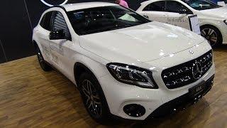 2018 Mercedes Benz GLA 200 Night Star - Exterior and Interior – Auto Zürich Car Show 2017