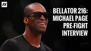 Bellator 216: Michael