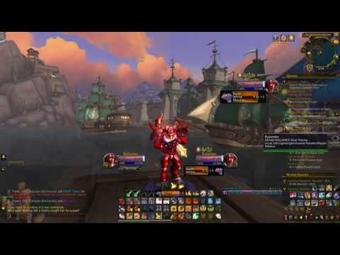 How To Custom UI WOW With Addon's BFA 8 0 World Of Warcraft