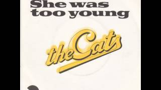 Watch Cats She Was Too Young video