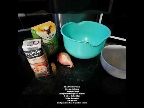 thermomix-tm5-recette-de-risotto-aux-champignons-et-jambon-serano