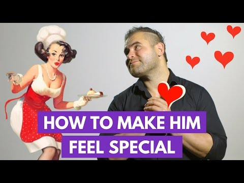 10 Ways to Make Your Guy Feel Special | James M Sama