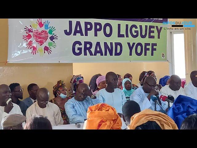 Cheikh Amadou Tidjane Diatta: « Macky Sall perd ses alliés à Grand-Yoff »
