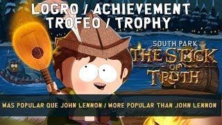 South Park: La Vara de la Verdad - Más Popular que John Lennon / More Popular Than John Lennon