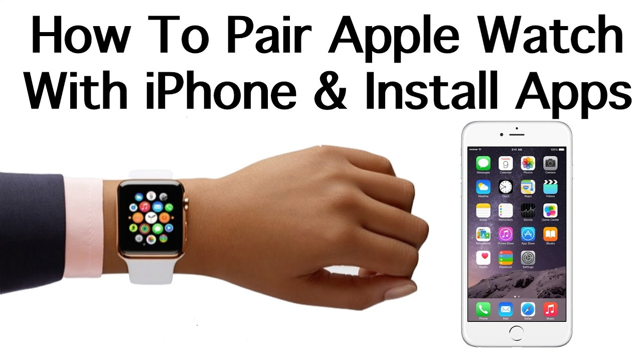 how to use iphone apps on mac how to pair the apple with a iphone amp install apps 20457