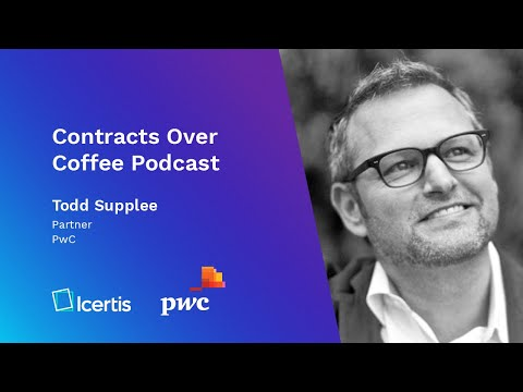 Contracts over Coffee with Todd Supplee and PwC