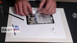 meizu M3 MAX замена экрана