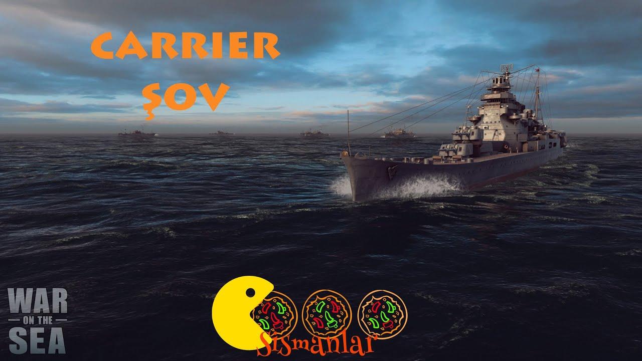 #19 Carrierlar Terör Estirdi    War on the Sea - Japonya Seferi