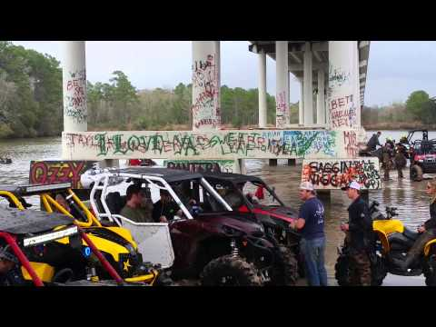 Party Gras at Xtreme offroad park Crosby, Texas