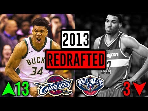 REDRAFTING The 2013 NBA Draft