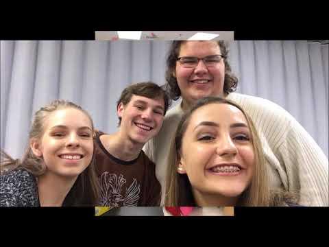 Spencer Co. - Shrek The Musical Slideshow 2018