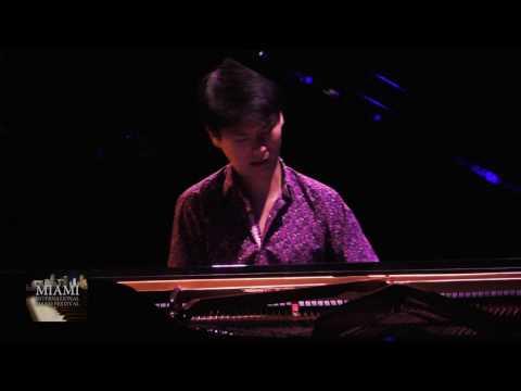 KOTARO FUKUMA PLAYS B. SMETANA MOLDAU arr.  for piano K. Fukuma