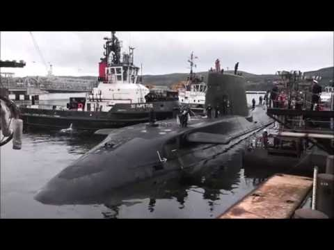 A Tribute To Astute Class Submarines