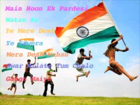 new patriotic songs of india in hindi free