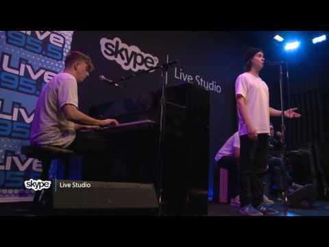 Lukas Graham - 7 Years (LIVE 95.5)