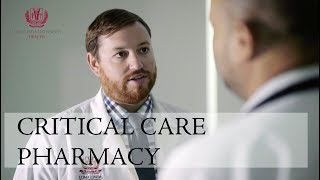Critical Care Pharmacy