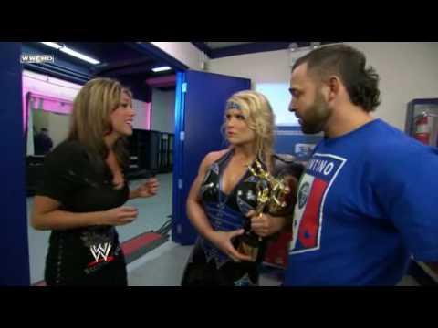 WWE:  Santino's Intern!