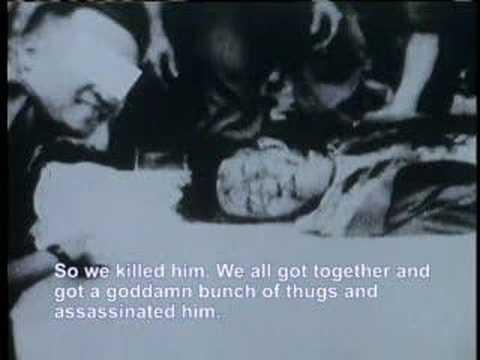 LBJ Admits Murder of Diem