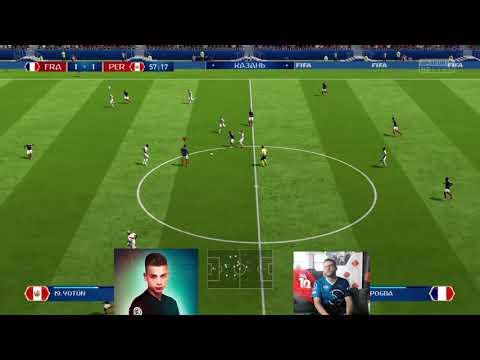 France - Pérou : on a demandé à 2 gamers pros de le jouer sur Fifa 18