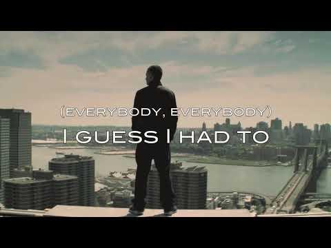 Eminem I'M NOT AFRAID Lyrics