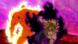Download lagu Nanatsu no Taizai Season 3 [AMV] Meliodas(Modo Asalto) vs Escanor(The one) - Hero Of Our Time