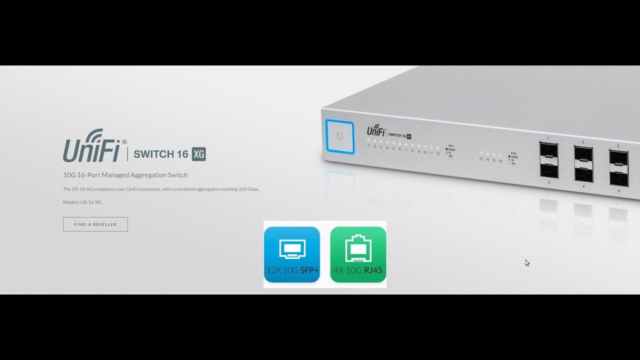 Unifi US XG 16 Compatibility Issues