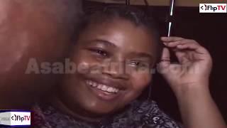 REMI SURUTUS DAUGHTER AYOMIKUN BURIED ON A WET THURSDAY MORNING