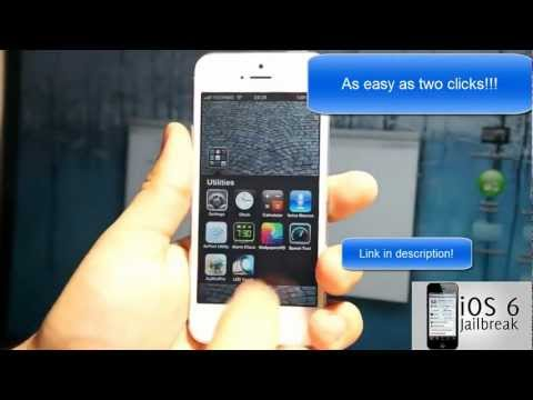 Jailbreak iOS 6 - Jailbreak iPhone 4s, iPhone 5, iOS 6/6.0.1/6.1 [Tested, 100% working, Apr 2013]