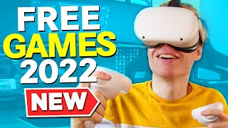 Best Free Oculus Quest 2 Games